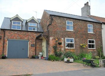 Thumbnail 4 bed cottage for sale in North End, Raskelf, York
