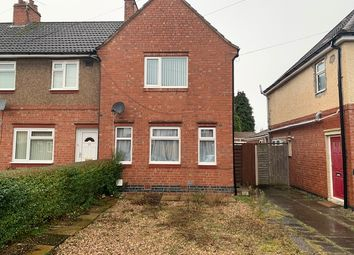Thumbnail 2 bed semi-detached house to rent in Freeburn Causeway, Coventry