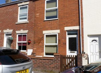 Thumbnail 3 bed terraced house to rent in Cambridge Road, Lowestoft