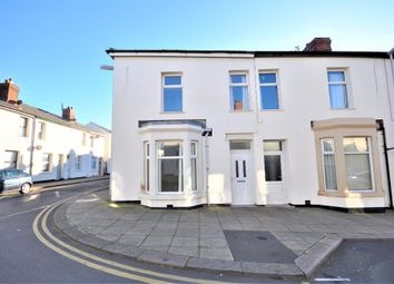 Thumbnail 3 bedroom end terrace house for sale in Rydal Avenue, Central, Blackpool, Lancashire