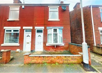 Thumbnail 2 bed end terrace house for sale in Meadow Street, Dinnington, Sheffield