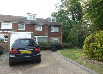 Thumbnail 5 bed end terrace house to rent in Far End, Hatfield