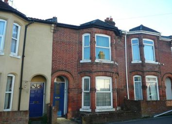 Thumbnail 2 bed terraced house to rent in Livingstone Road, Southampton
