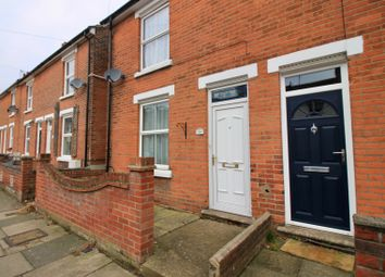 Thumbnail 2 bed end terrace house to rent in Lisle Road, Colchester