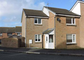 Thumbnail 3 bed end terrace house for sale in Tlysfan, Fishguard