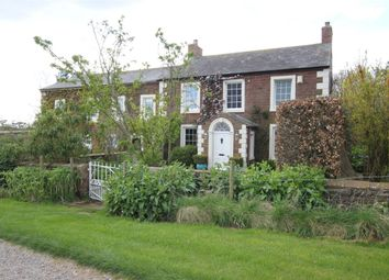 Thumbnail 5 bed detached house for sale in Stonehouse Farm, Scales, Wigton, Cumbria