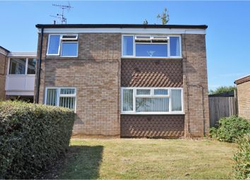 Thumbnail 1 bed flat for sale in Archer Road, Stevenage