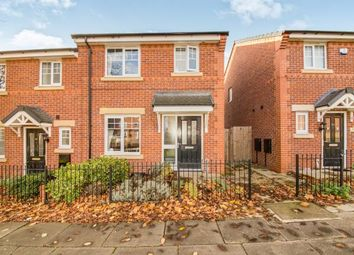 Thumbnail 3 bed end terrace house for sale in Hospital Road, Pendlebury, Swinton, Manchester