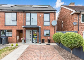 Thumbnail 2 bedroom end terrace house for sale in Manston Road, Birmingham