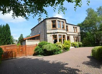 Thumbnail 4 bedroom flat for sale in Fern Avenue, Lenzie, Glasgow
