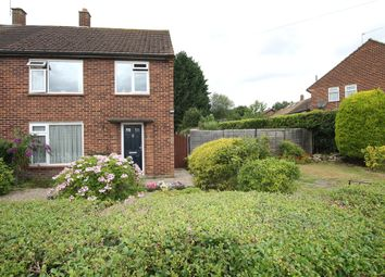 Thumbnail 3 bedroom semi-detached house for sale in Bowling Green Road, Chobham, Woking, Surrey