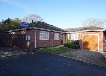 Thumbnail 3 bed detached bungalow for sale in School Lane, Leamington Spa