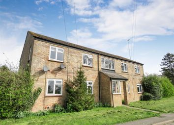 Thumbnail 2 bed flat for sale in Church Road, Conington, Peterborough