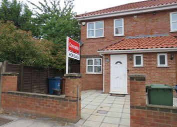 2 bed semi-detached house for sale in Streatfield Road, Harrow HA3