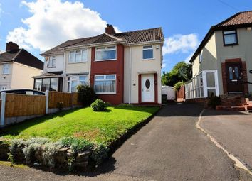 Thumbnail 3 bed semi-detached house for sale in Beeches Road, Oldbury