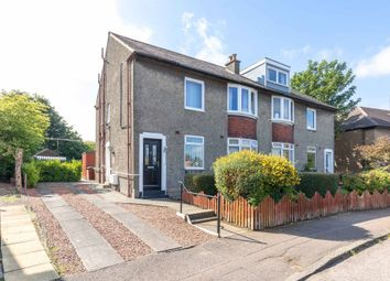 Thumbnail 2 bed flat for sale in Broomfield Crescent, Corstorphine, Edinburgh