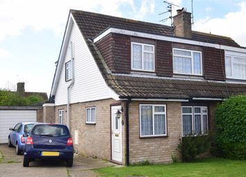 Thumbnail 3 bedroom semi-detached house for sale in Halstow Way, Pitsea, Basildon, Essex