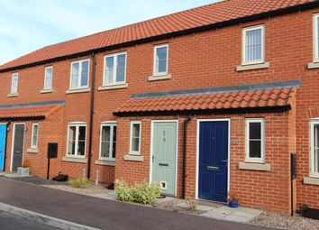 Thumbnail 2 bed terraced house for sale in Canal Close, Louth