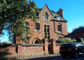 Thumbnail 3 bed flat to rent in Kenilworth Road, Nottingham
