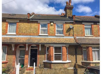 Thumbnail 4 bed terraced house for sale in Newark Road, South Croydon