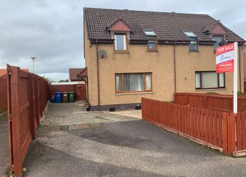 Thumbnail 3 bed semi-detached house for sale in Cranmore Drive, Inverness