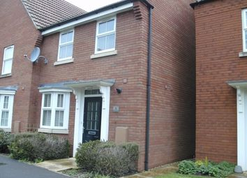 Thumbnail 3 bed semi-detached house to rent in Foxglove Walk, Bridgwater
