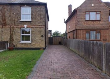 Thumbnail 2 bed semi-detached house to rent in Home Hill, Hextable