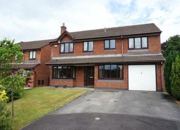Thumbnail 4 bed detached house for sale in Hayhurst Road, Whalley