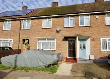 Thumbnail 3 bed terraced house for sale in Greenhill Gardens, Northolt
