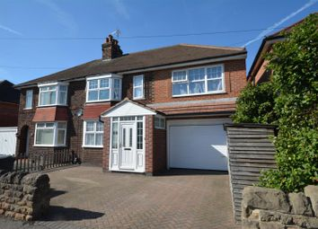 Thumbnail 6 bed semi-detached house for sale in Ravenswood Road, Arnold, Nottingham