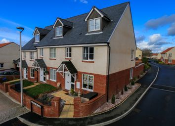 Thumbnail 4 bed semi-detached house for sale in Wheat Field Lane, Cranbrook, Exeter