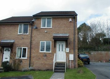Thumbnail 2 bed end terrace house to rent in Slipperstone Drive, Ivybridge