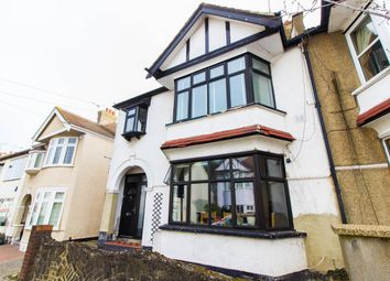 Thumbnail 2 bed flat for sale in Dawlish Drive, Leigh-On-Sea