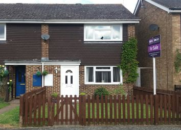 Thumbnail 2 bed end terrace house for sale in Chester Way, Tongham, Farnham