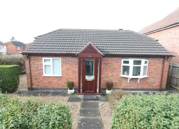 Thumbnail 2 bed detached bungalow for sale in Middlefield Lane, Hinckley