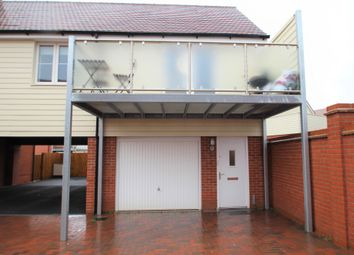 Thumbnail 2 bed flat to rent in Ferrymen Drive, Colchester, Essex