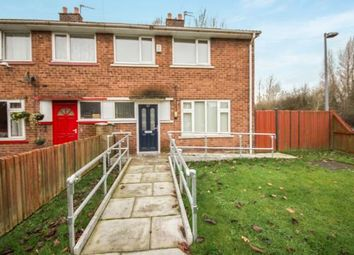 Thumbnail 3 bed end terrace house for sale in Carrfield Avenue, Little Hulton, Manchester, Greater Manchester