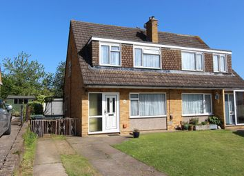 Thumbnail 3 bed semi-detached house to rent in Greystones Road, Bearsted, Kent