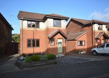 Thumbnail 3 bed detached house for sale in Oaktree Gardens, Dumbarton