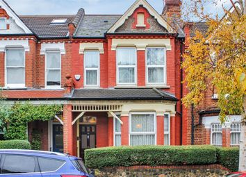 Thumbnail 4 bed terraced house for sale in Greenham Road, Muswell Hill, London