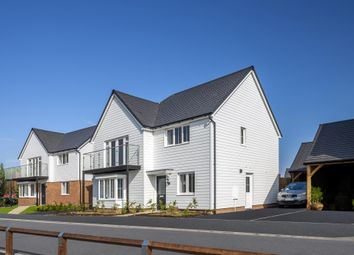"Thumbnail 4 bed detached house for sale in ""Cambridge II"" at Dymchurch Road, Hythe"