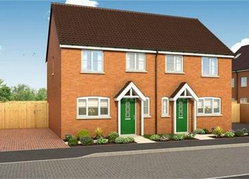 Thumbnail 3 bed semi-detached house for sale in The Bay, Plot 50 The Academics, Western Avenue, Peterborough, Cambridgeshire