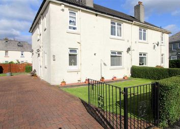 Thumbnail 2 bed flat for sale in Macdonald Crescent, Clydebank