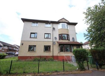 Thumbnail 3 bed flat for sale in Pendeen Crescent, Glasgow, Lanarkshire
