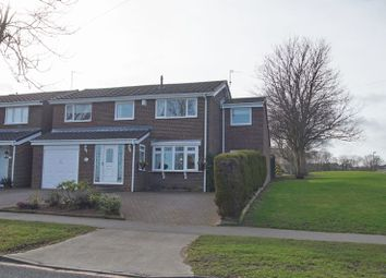 Thumbnail 5 bed detached house for sale in Canterbury Road, Newton Hall, Durham