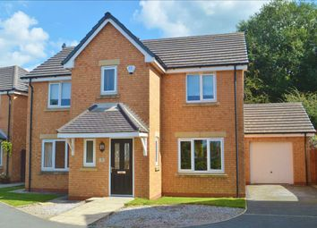 Thumbnail 4 bed detached house for sale in Whittle Hills Close, Whittle Le Woods, Chorley