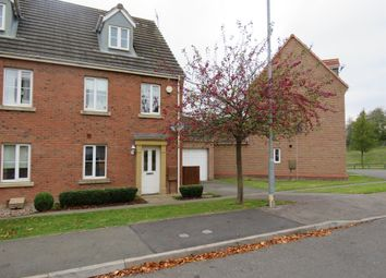 Thumbnail 3 bed semi-detached house for sale in Wren Close, Corby