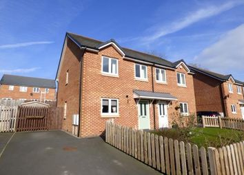 Thumbnail 3 bed semi-detached house for sale in Brookside, Carlisle, Cumbria