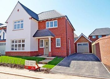 Thumbnail 4 bed detached house for sale in Warren Grove, Shutterton Lane, Dawlish