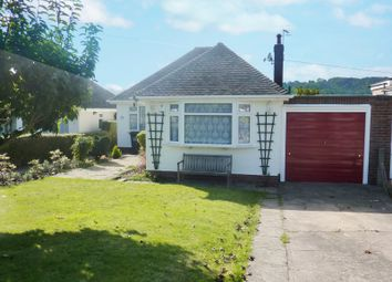 Thumbnail 2 bed detached bungalow to rent in Hollingbury Gardens, Findon Valley, Worthing
